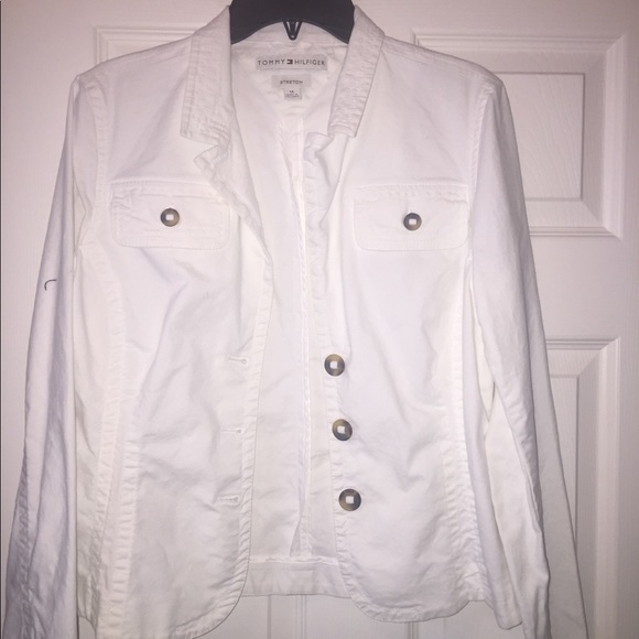 Tommy Hilfiger Jackets & Blazers - Tommy Hilfiger jean jacket